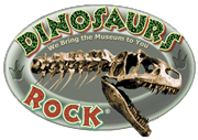 DINOSAURS ROCK PROGRAMS